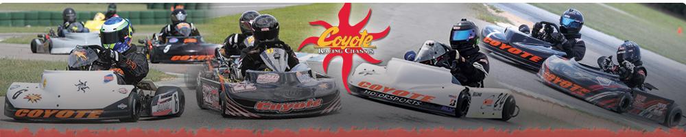 Coyote LO206 Briggs Racing