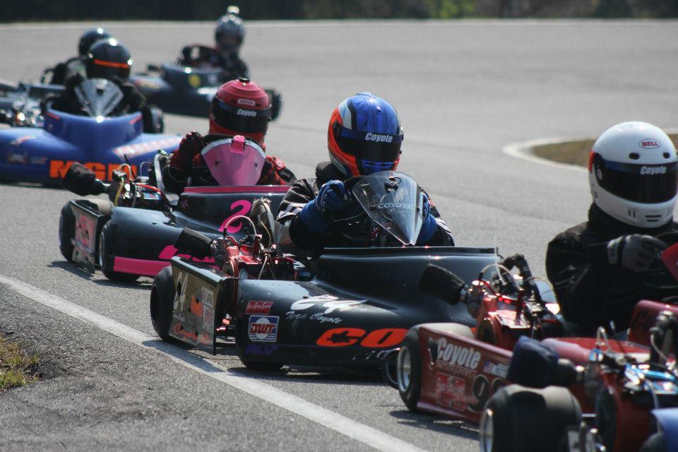 Go Karts Jacksonville Fl >> Sean Meier | Coyote Racing Chassis