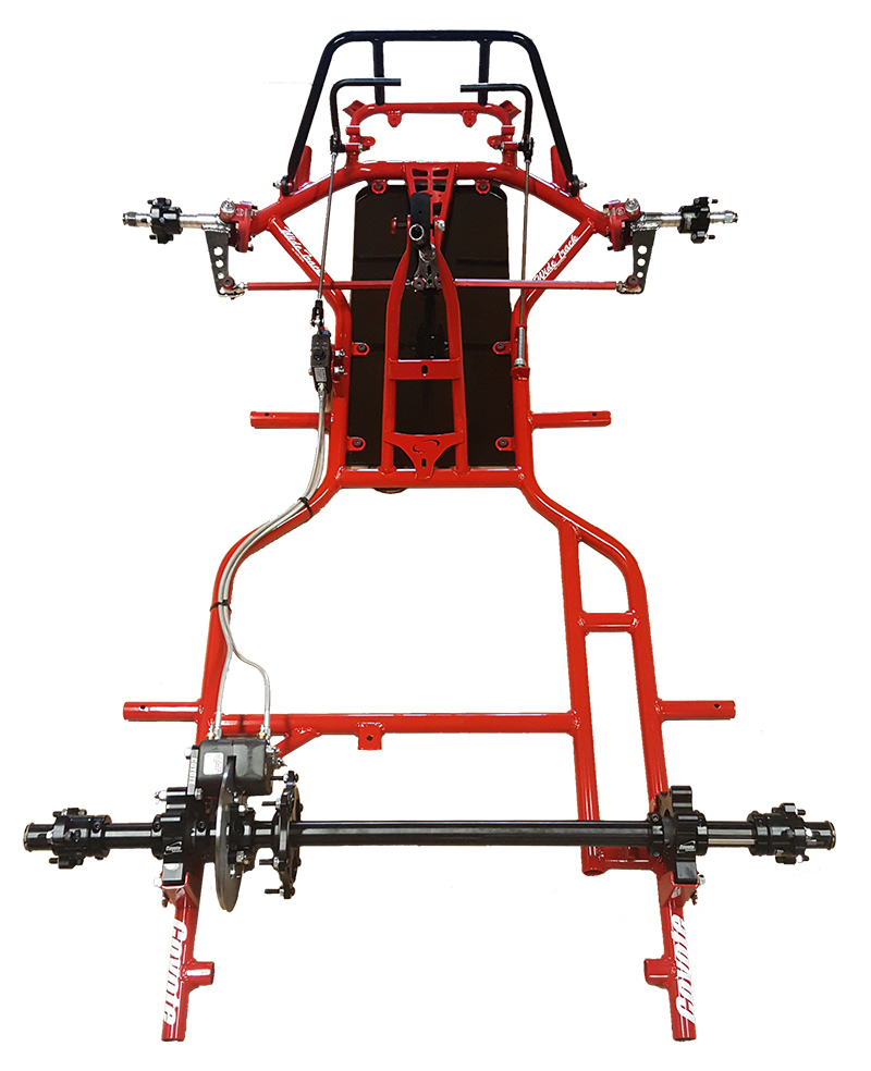 Coyote Wide Track Chassis