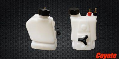 KG 3.5L PLASTIC QUICK RELEASE TANK
