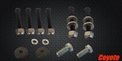 WKA REAR BUMPER HARDWARE KIT
