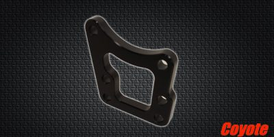 REMOTE BRAKE BRACKET FOR MCP 7.75 ROTOR-BULLET