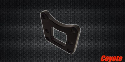 REMOTE BRAKE BRACKET FOR MCP 7.1 ROTOR-BULLET