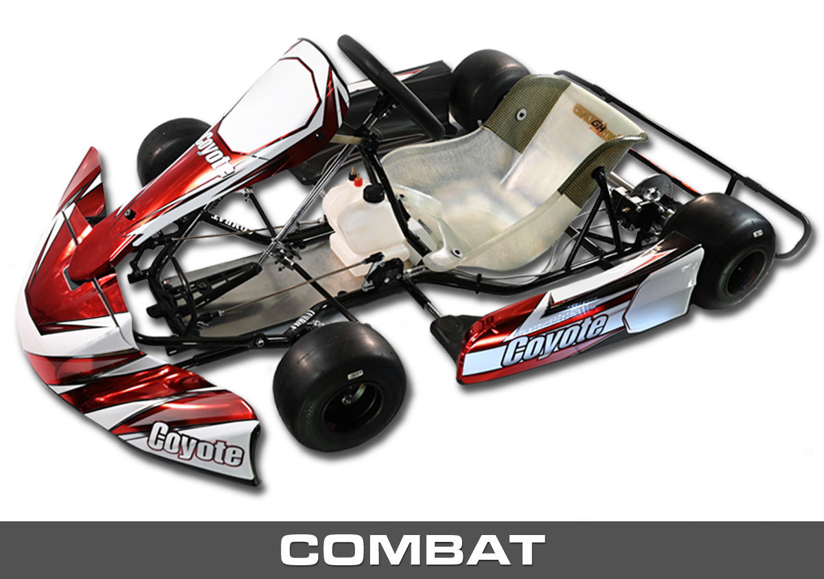 Coyote LO206 Combat Chassis