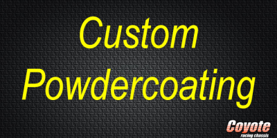 CUSTOM POWDERCOATING