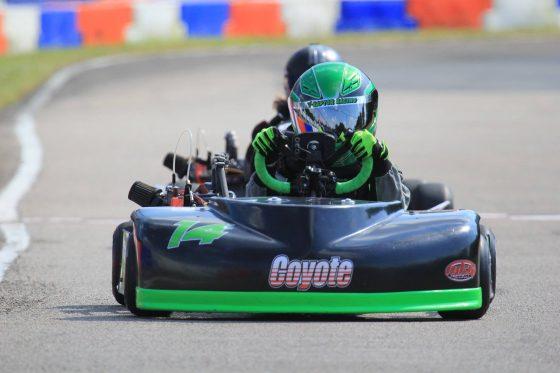 Loren Johnson Coyote Kart